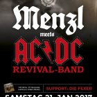 CD-Release Party: Menzl meets AC/DC Revival Band
